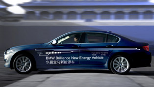 5-Series Electric by BMW Brilliance