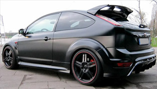 Anderson Germany Ford Focus RS Black Racing Edition