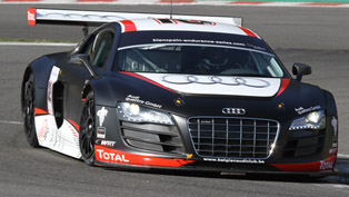 Audi R8 LMS at Nurburgring