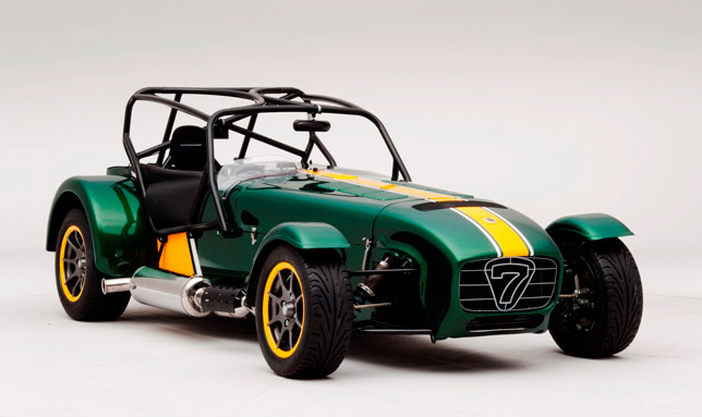 Caterham Seven Team Lotus Special Edition