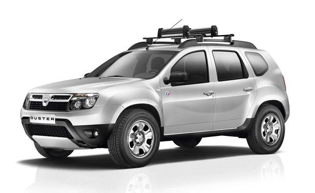 Dacia Duster ESF 644