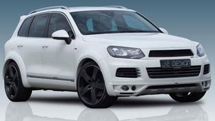 JE DESIGN Volkswagen Touareg Hybrid