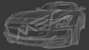 MEC Design Mercedes SLS AMG Sneak Peak