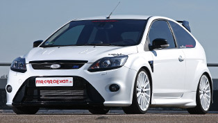 mr car design ford focus rs