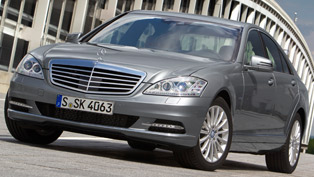 Mercedes S 350 BlueTEC ECO start/stop
