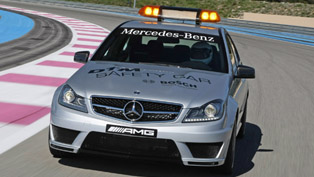 Mercedes C 63 AMG Safety Car - 2011 DTM season