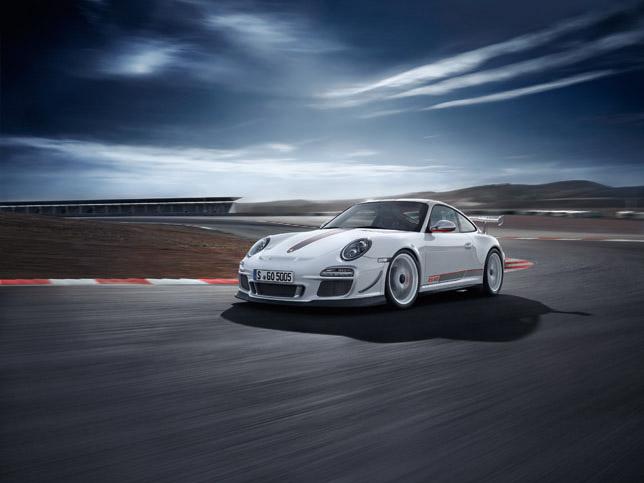 Porsche 911 GT3 RS 40