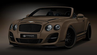 Prior Design Bentley Continental GTC