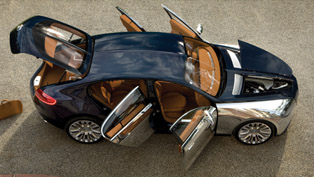 Bugatti Galibier goes into production