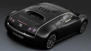 Bugatti at Auto Shanghai 2011