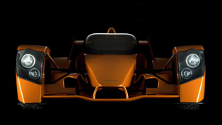 Caparo T1 driven by Mika Hakkinen [video]