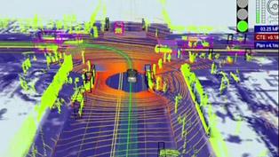 Google autonomous driving technology [video]