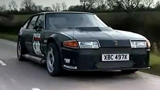 Fifth Gear Web TV: 27.0 Litre Rover SD1 - Charlie's Story