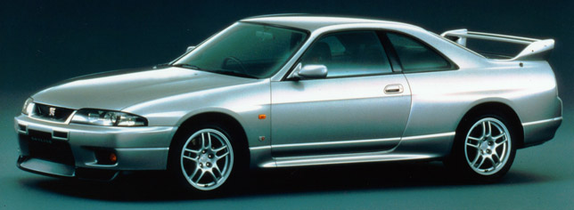 1998 R33 Nissan Skyline GT-R