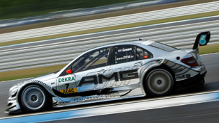 2011 DTM season: Bruno Spengler is the first winner