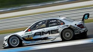 2011 DTM season: Bruno Spengler is the first winner