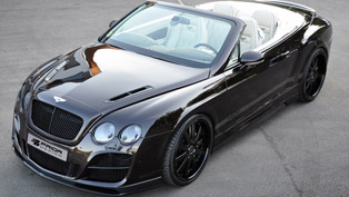 PRIOR-DESIGN Bentley Continental GT Cabriolet
