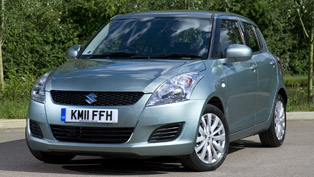 2011 Suzuki Swift DDiS Price - £12 890