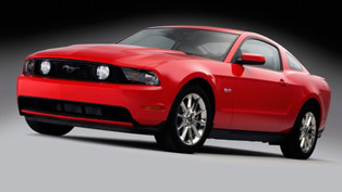 2012 Ford Mustang Mayhem