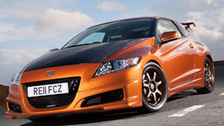 Honda CR-Z MUGEN - first official images