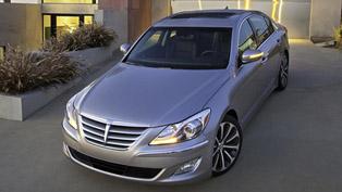 2012 Hyundai Genesis Price - $34 200