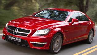 2012 mercedes cls us price - $71 300 usd