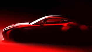 Aston Martin Zagato concept teased