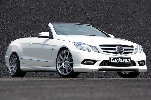 Carlsson Mercedes Benz E 350 CDI Cabriolet