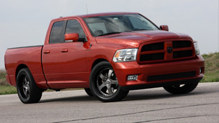 Hennessey HPE500 Supercharged Dodge Ram