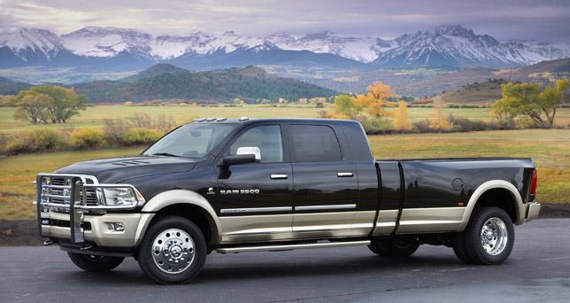 Dodge Ram Long-Hauler Concept Truck