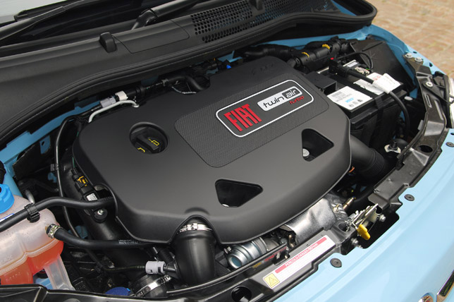 Fiat with Best New Engine at the 2011 International Engine of the Year Awards