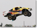 Hot Wheels - world record jump of 101.2 meters