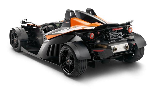 Ktm X Bow R. KTM X-BOW R 01