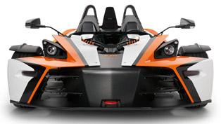 KTM X-BOW R Price - €58 795
