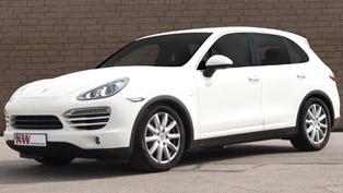 KW Variant 3 for Porsche Cayenne II