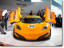 McLaren MP4-12C GT3 Price - £310 000