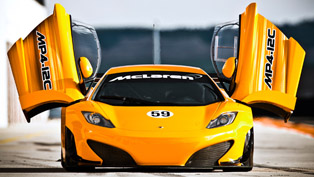 McLaren MP4-12C GT3: full details