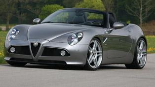 NOVITEC Alfa Romeo 8C Spider