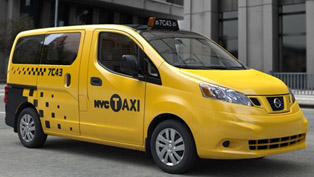 Nissan NV200 - New York Taxi