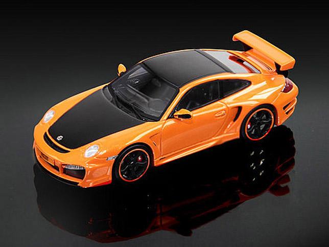 Porsche TechArt GTStreet