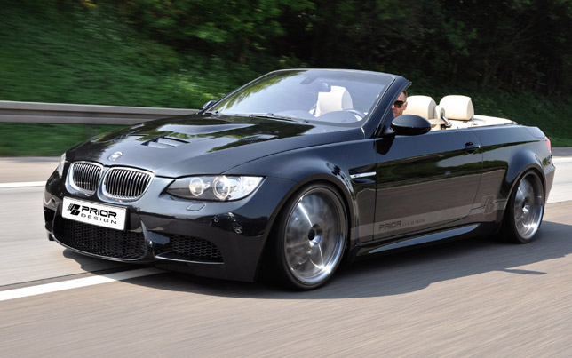 Prior Design BMW E93 M3-style