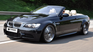 Prior Design BMW E92/E93 M3-style wide body kit