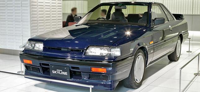 R31 Nissan Skyline 2000 GTS-R