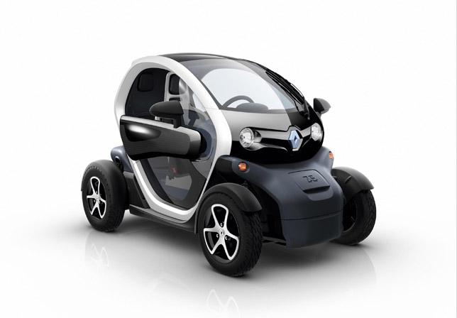 Renault Twizy ZE