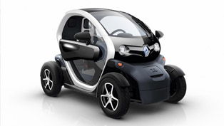 Renault Twizy ZE - £6 690
