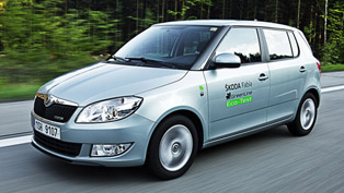 Skoda Fabia Greenline II - 2006 km on a single tank of fuel