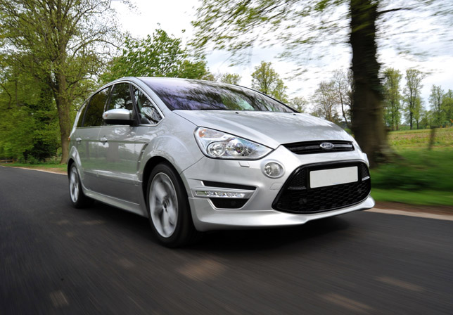 Superchips Ford S-MAX 2.0-litre Ecoboost