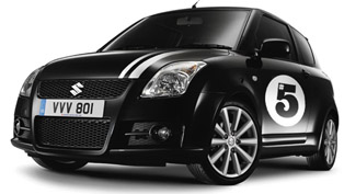 suzuki swift sport #5