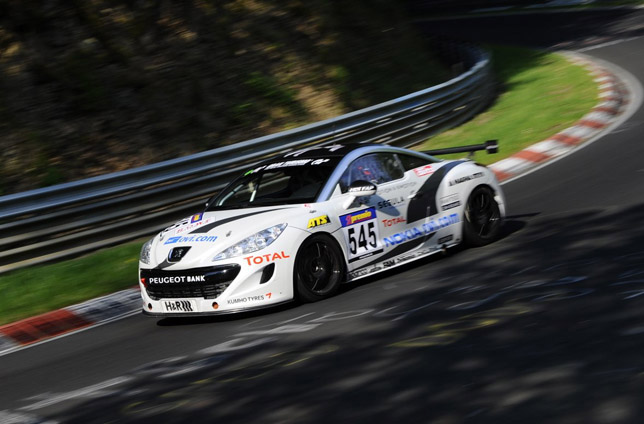 Team Peugeot RCZ Nokia - RCZ 2.0 HDi Sport Coupe