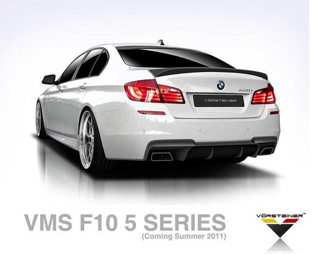Vorsteiner BMW 5er F10